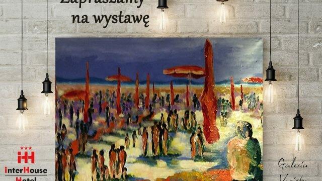 Wystawa malarstwa węgierskiego w naszym hotelu.